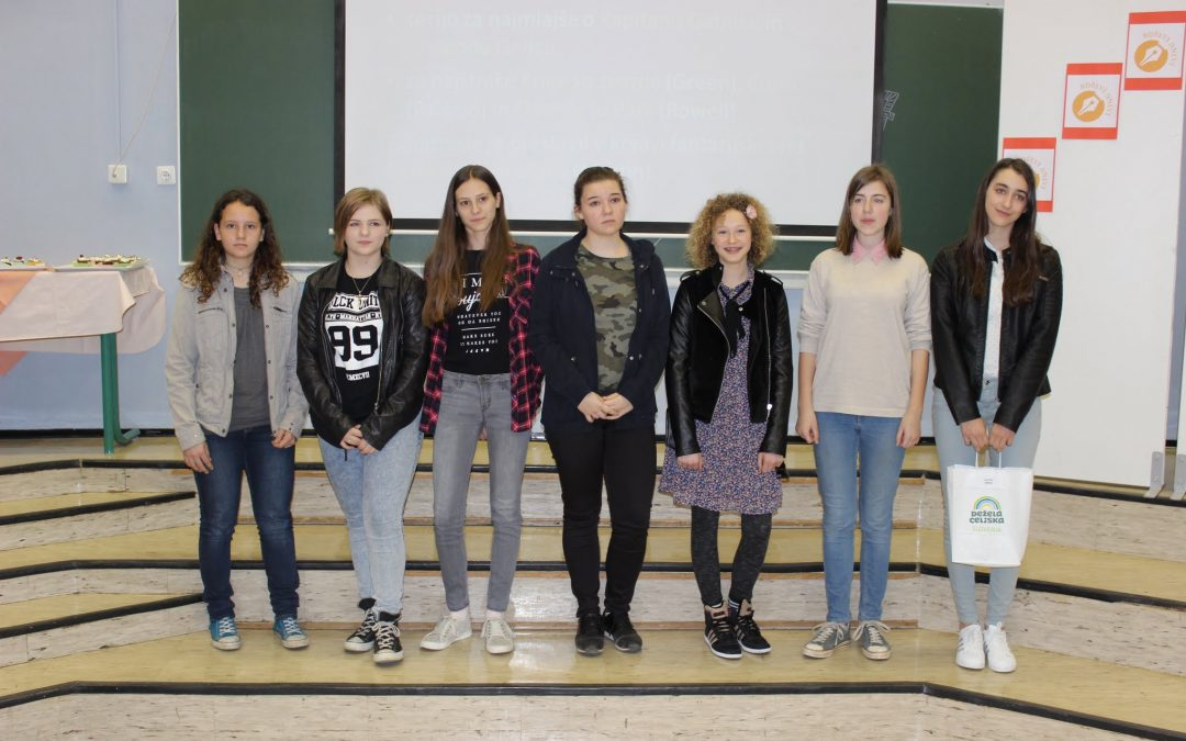 Tamara Špan med najboljšimi mladimi literati