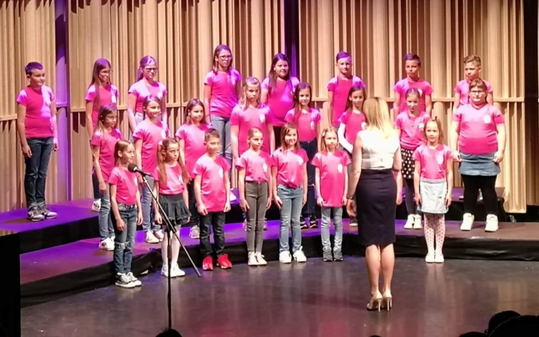Regijsko tekmovanje otroških in mladinskih pevskih zborov v Semiču